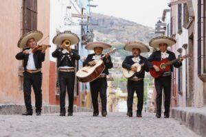 Мариачи_Мексика