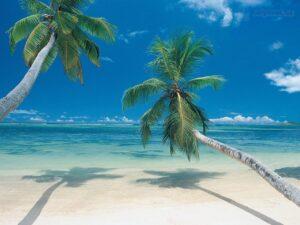 Пляж_Мексика